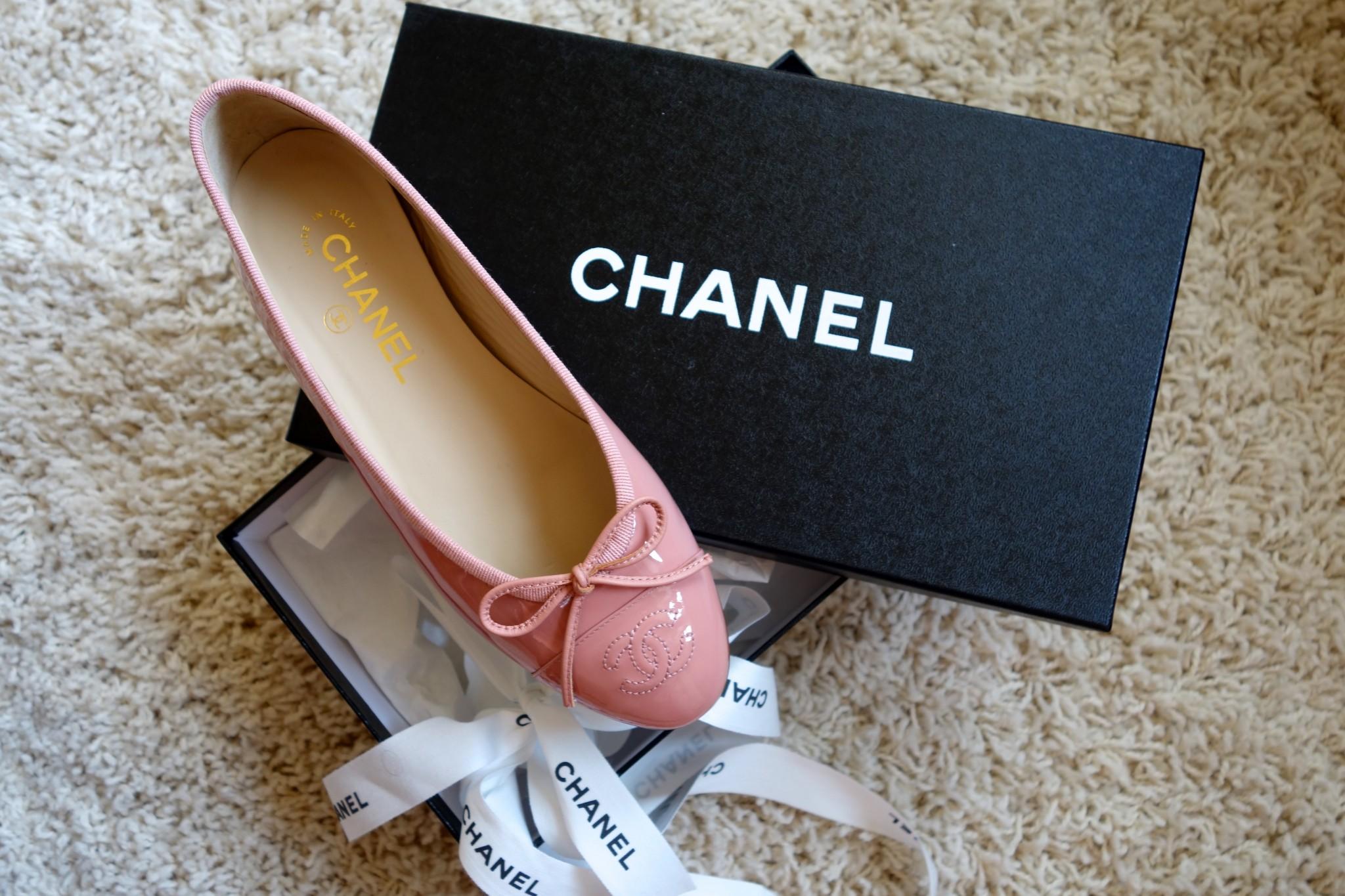 Chanel Ballerina