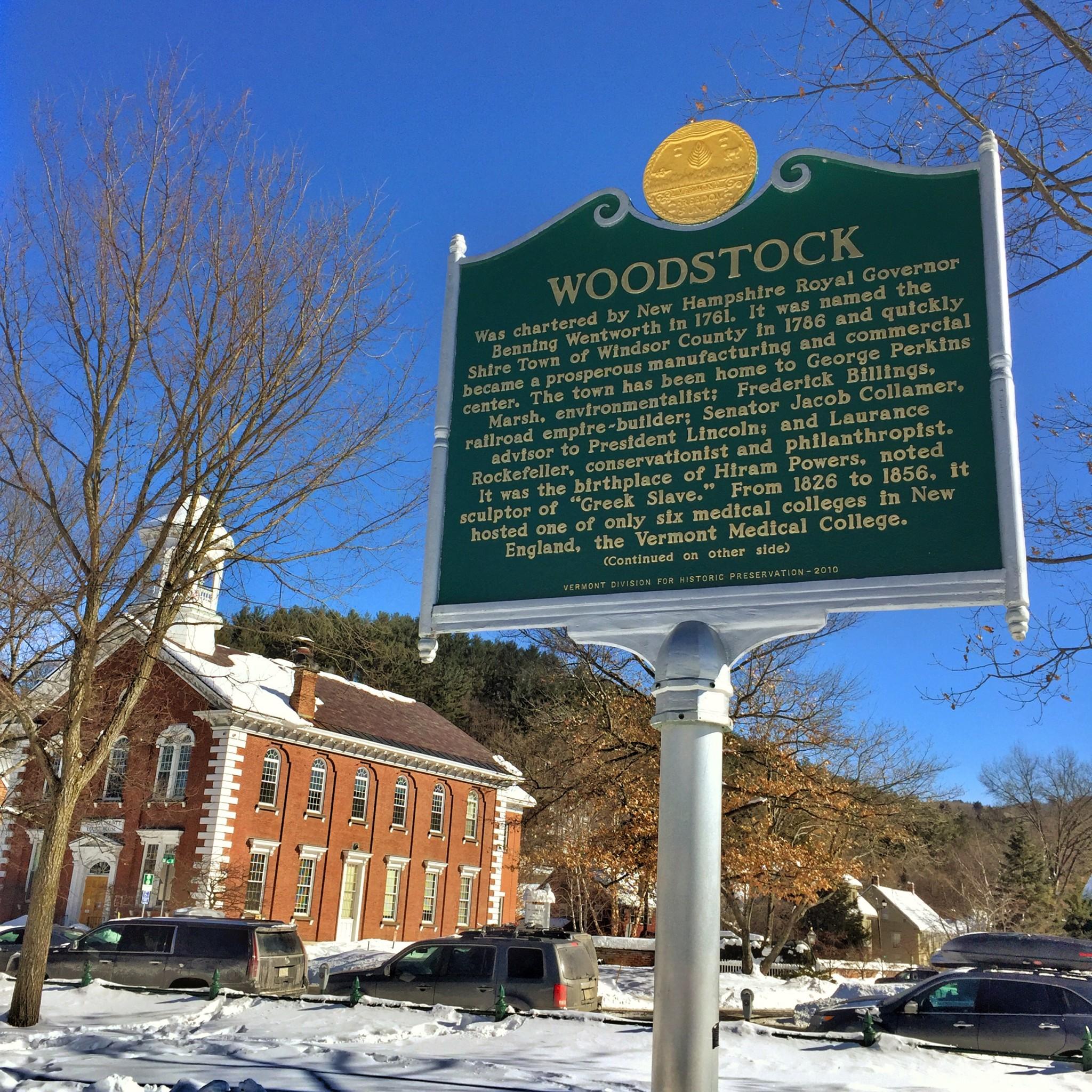 woodstock, vermont, the-alyst.com