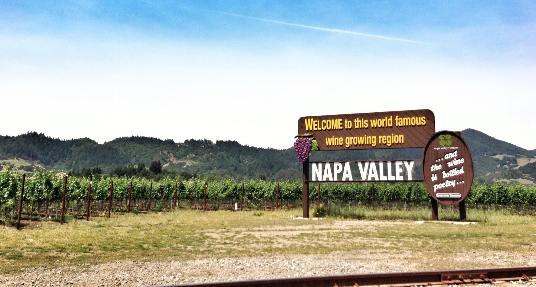 napa valley, the-alyst.com