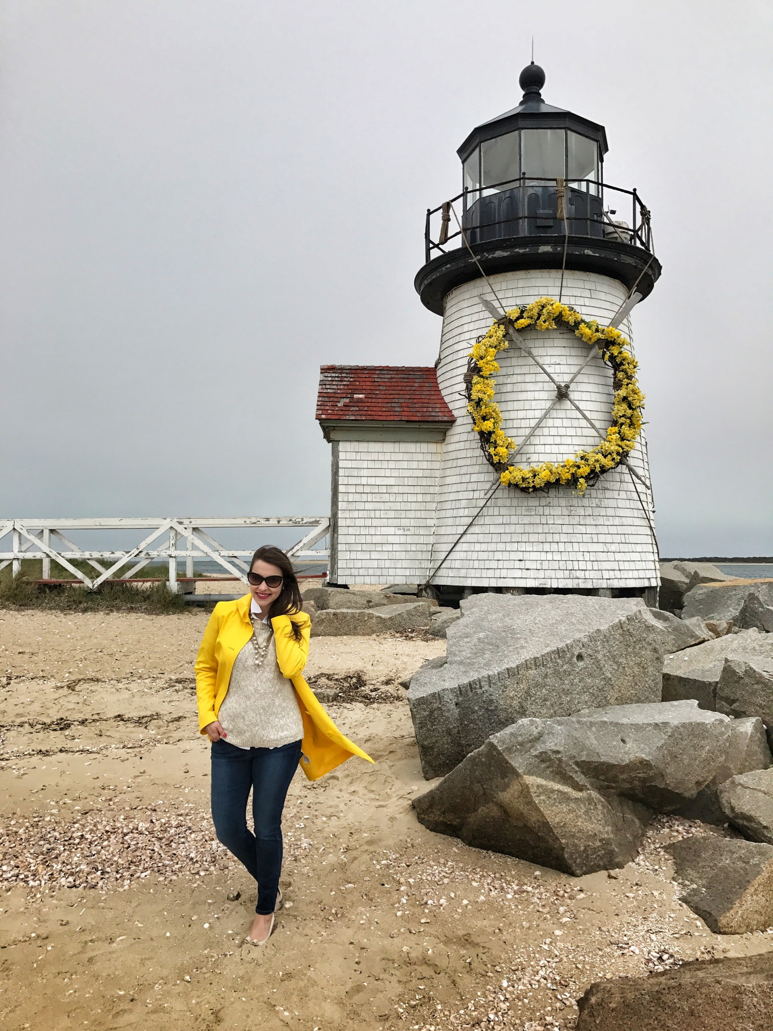 nantucket daffodil festival, the-alyst.com, brant point light