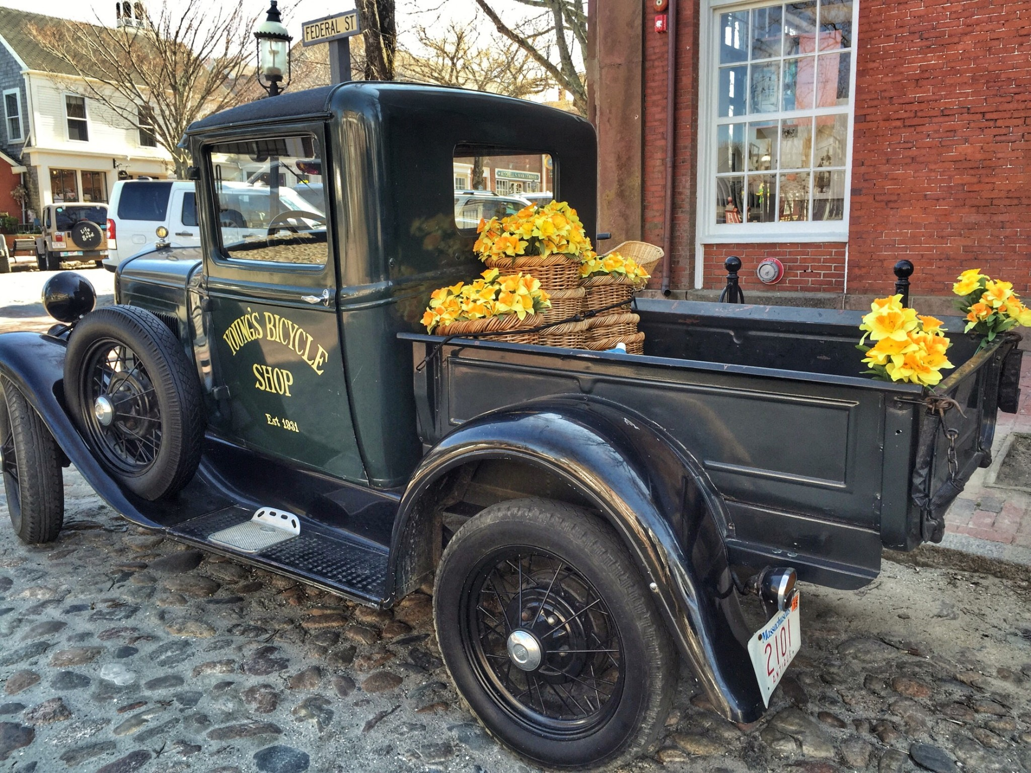 nantucket daffodil festival, the-alyst.com