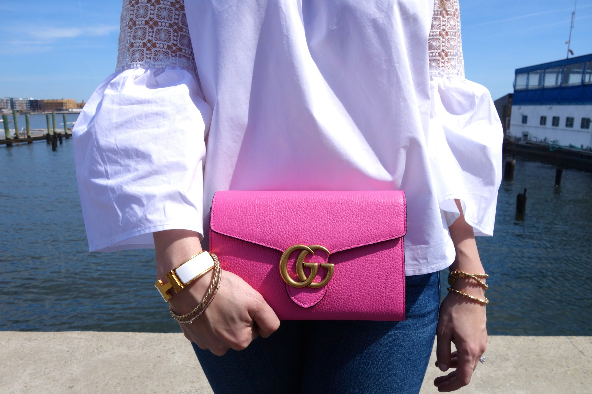 gucci marmont wallet on chain, boston, the-alyst.com