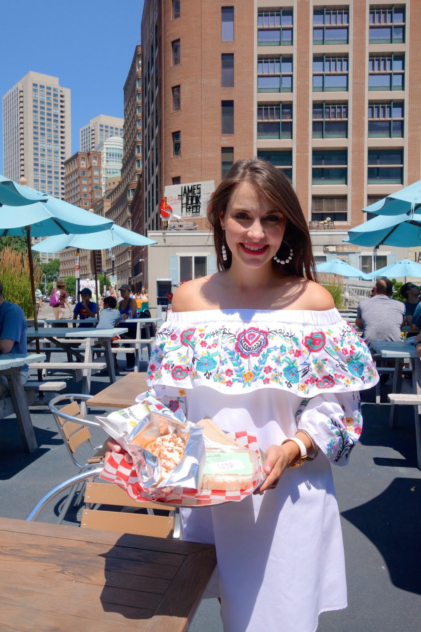 lobster roll, boston, james hook, the-alyst.com