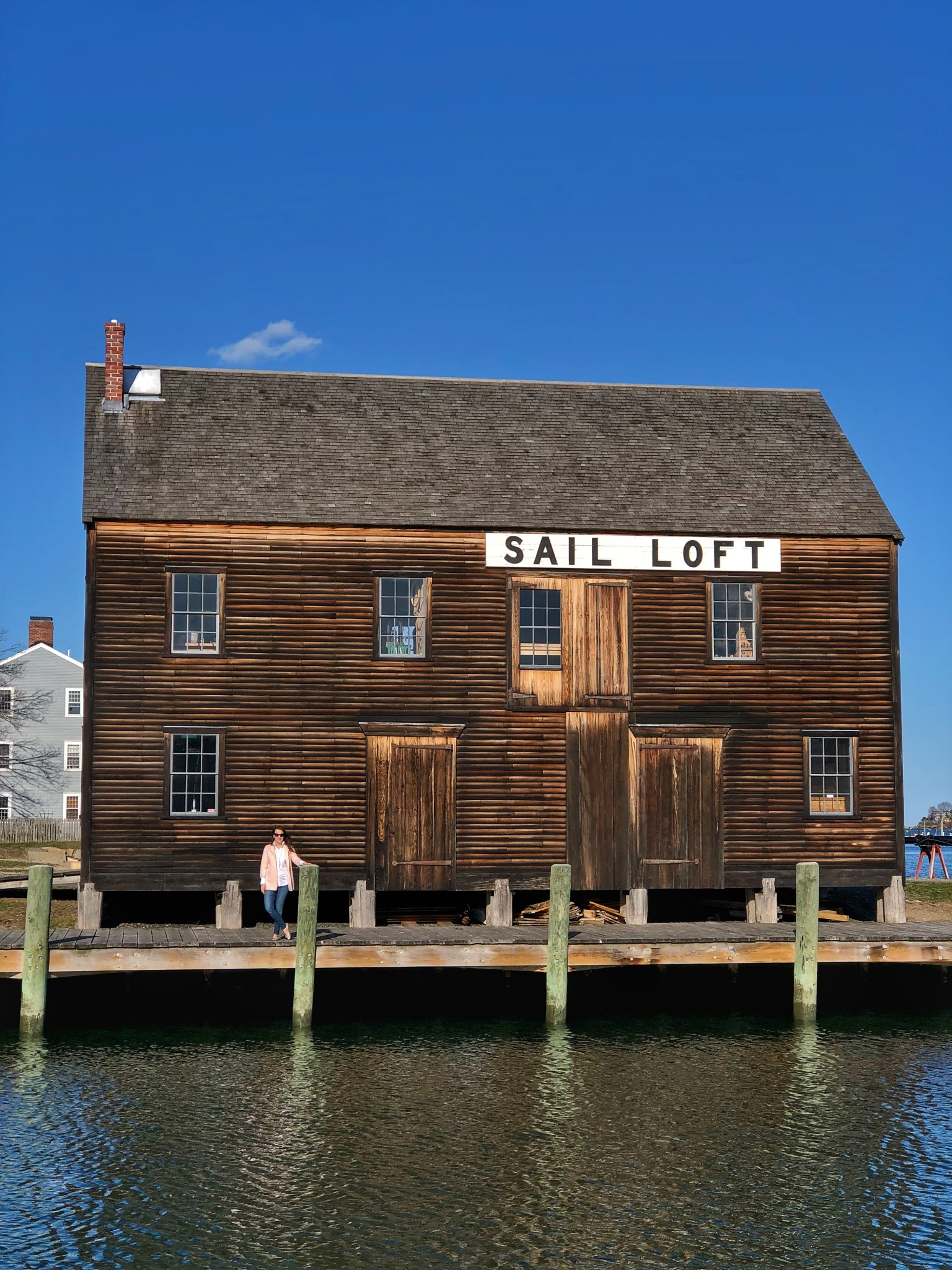 sail loft, derby wharf, salem, massachusetts, the-alyst.com