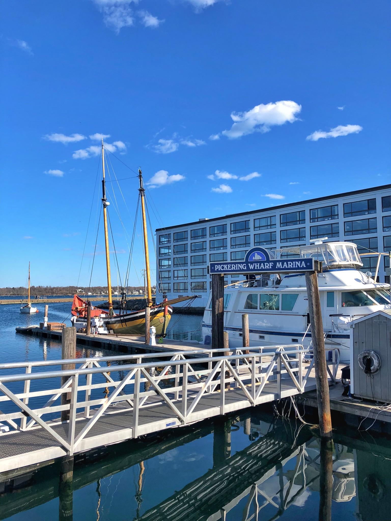pickering wharf, salem, massachusetts, the-alyst.com