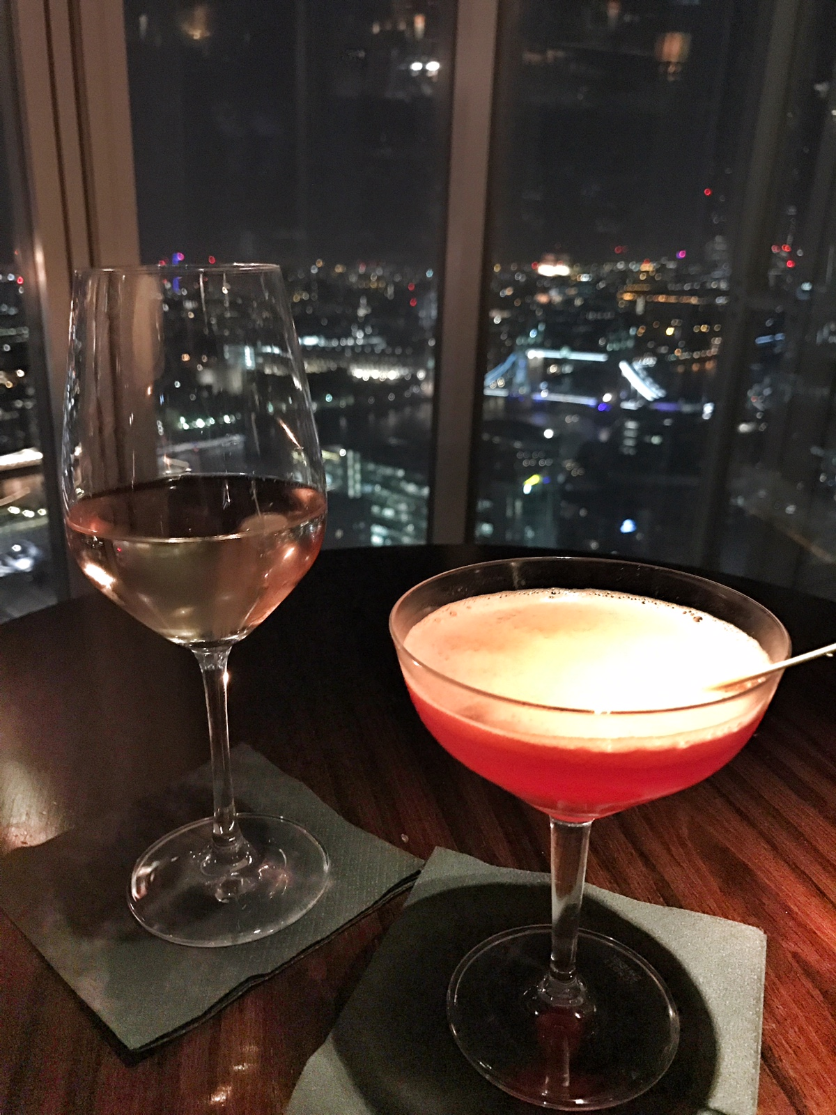 aqua shard, the shard, most instagrammable places in london, the-alyst.com