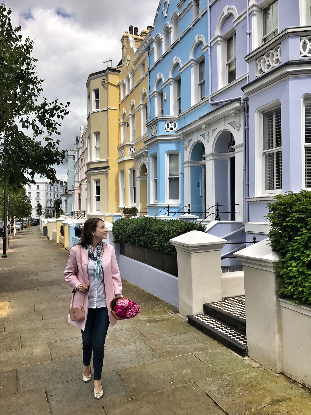 notting hill, most instagrammable places in london, the-alyst.com