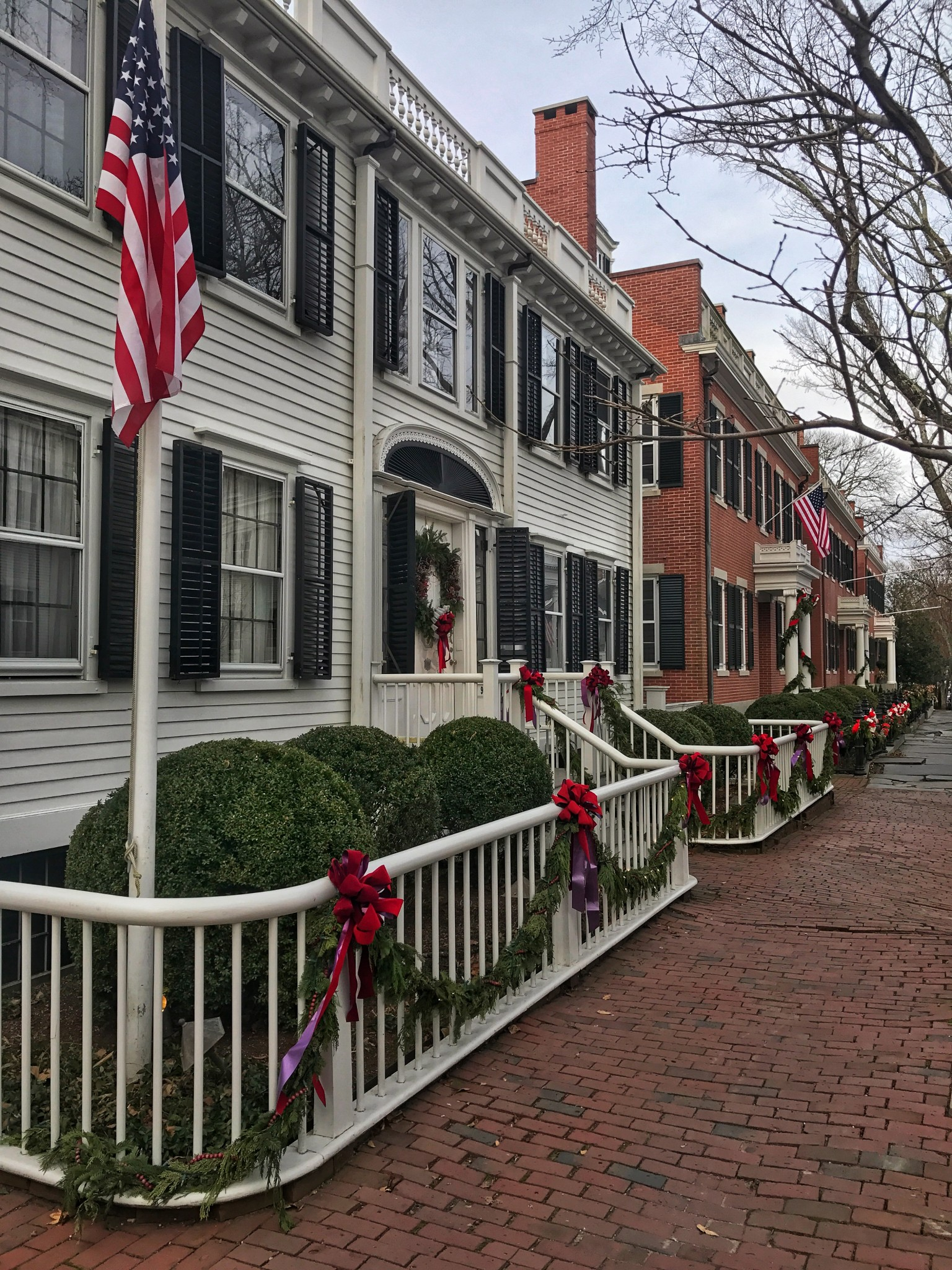 nantucket christmas stroll, the-alyst.com