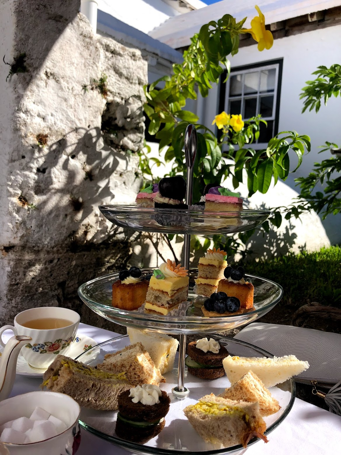 afternoon tea, lili perfumery, bermuda, the-alyst.com