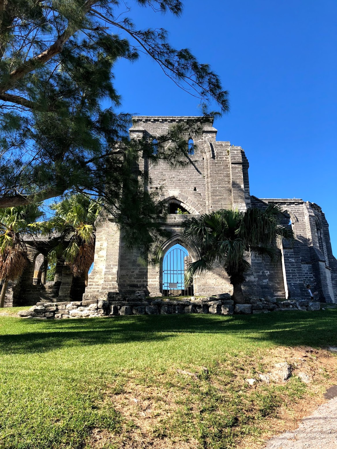 unfinished church, st. georges's island, bermuda, the-alyst.com