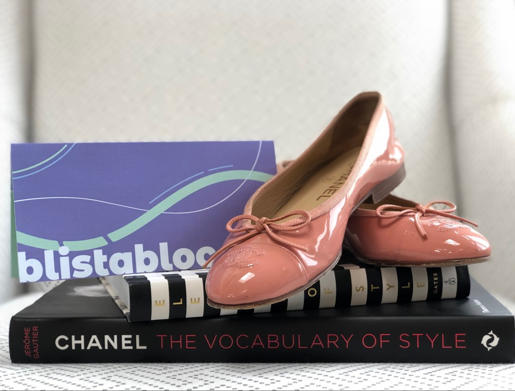 pink chanel flats, blistabloc, the-alyst.com