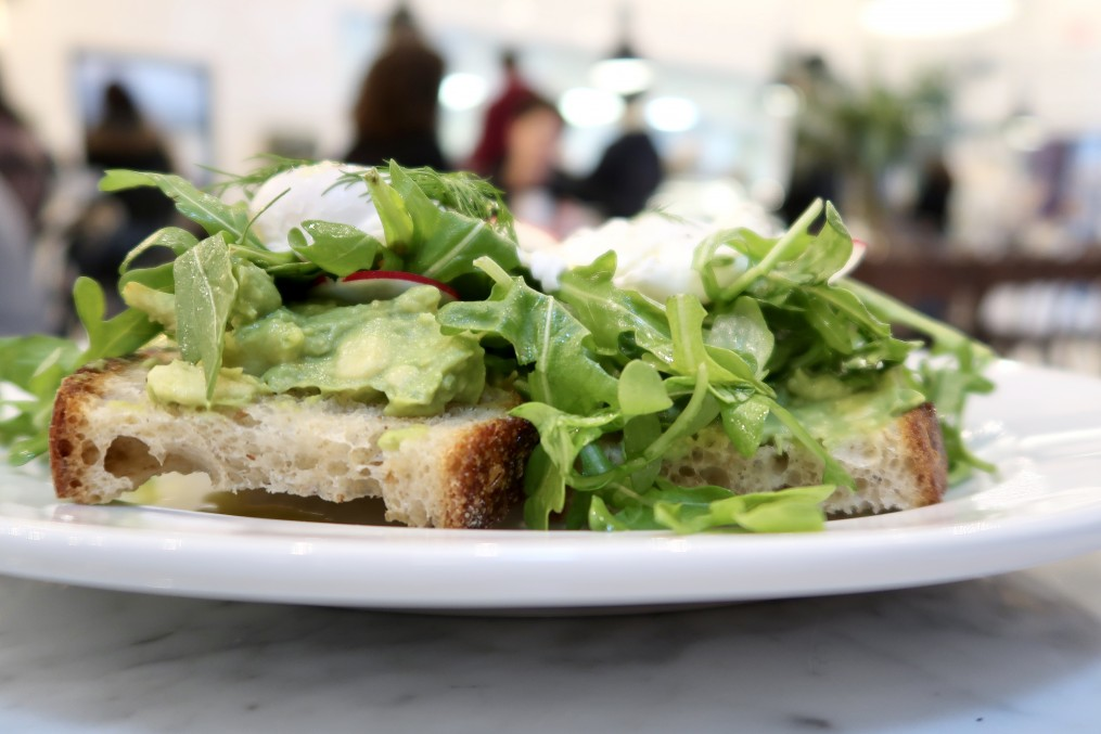 the best avocado toast in boston, the-alyst.com