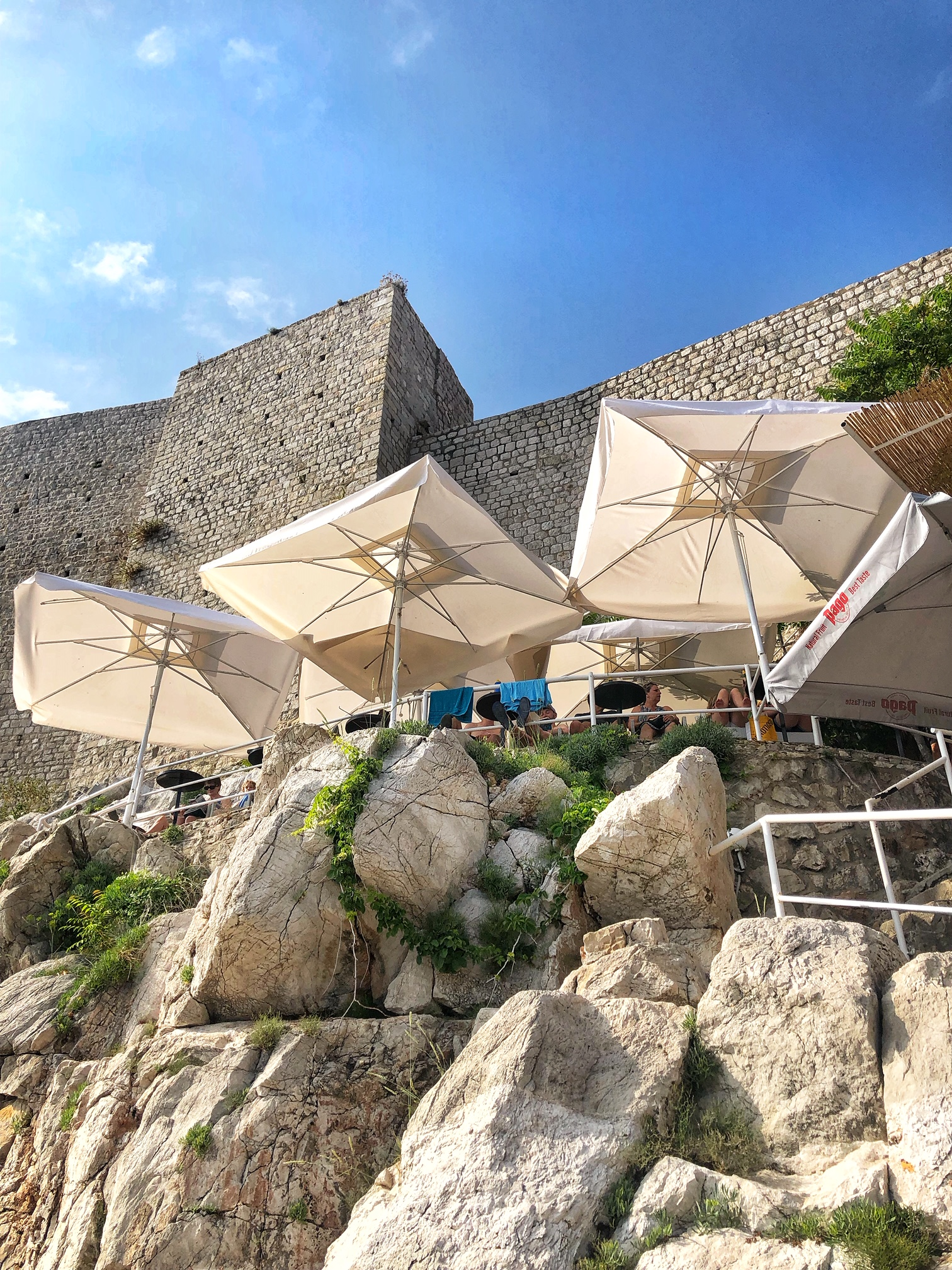 buza bar, dubrovnik, the-alyst.com