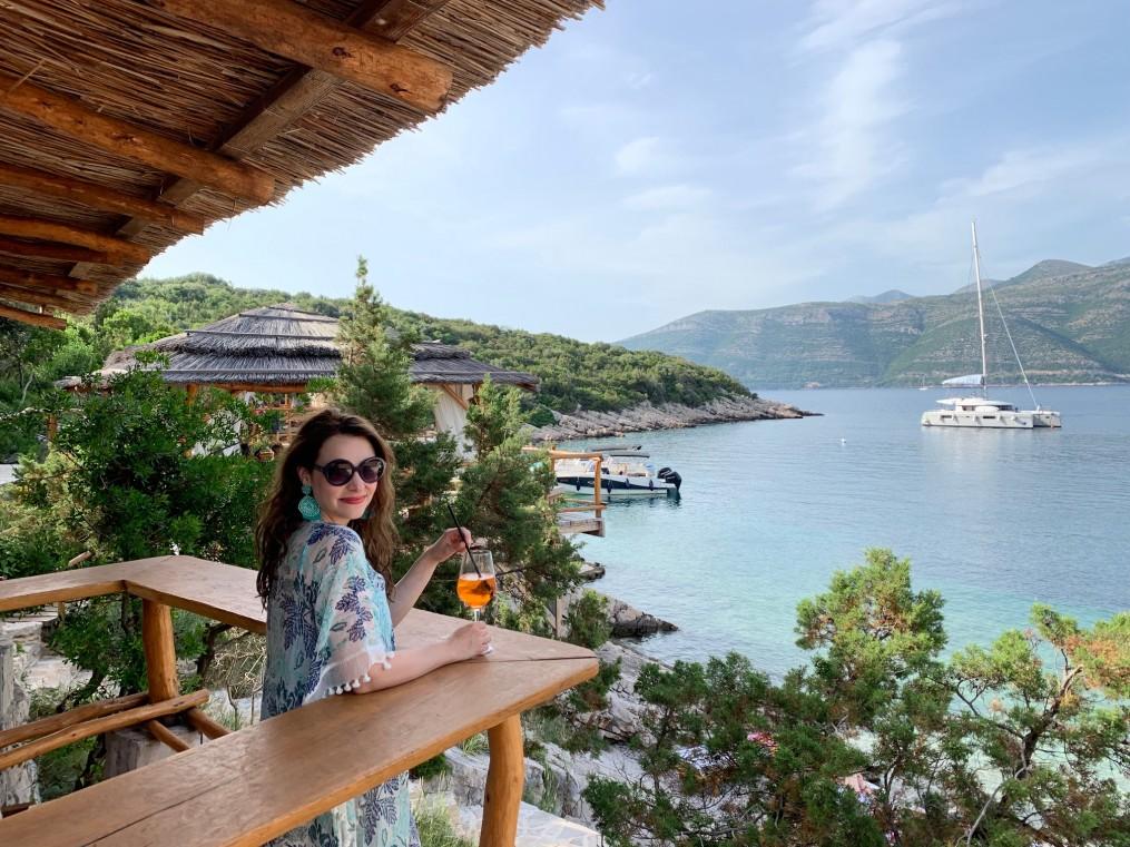 BOWA, Sipan, Elaphiti Island, Dubrovnik, the-alyst.com