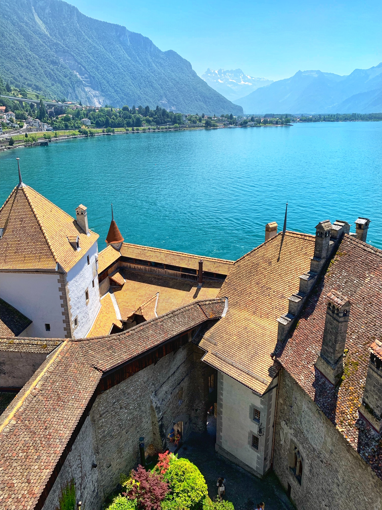 Chillon Castle, switzerland, , the-alyst.com