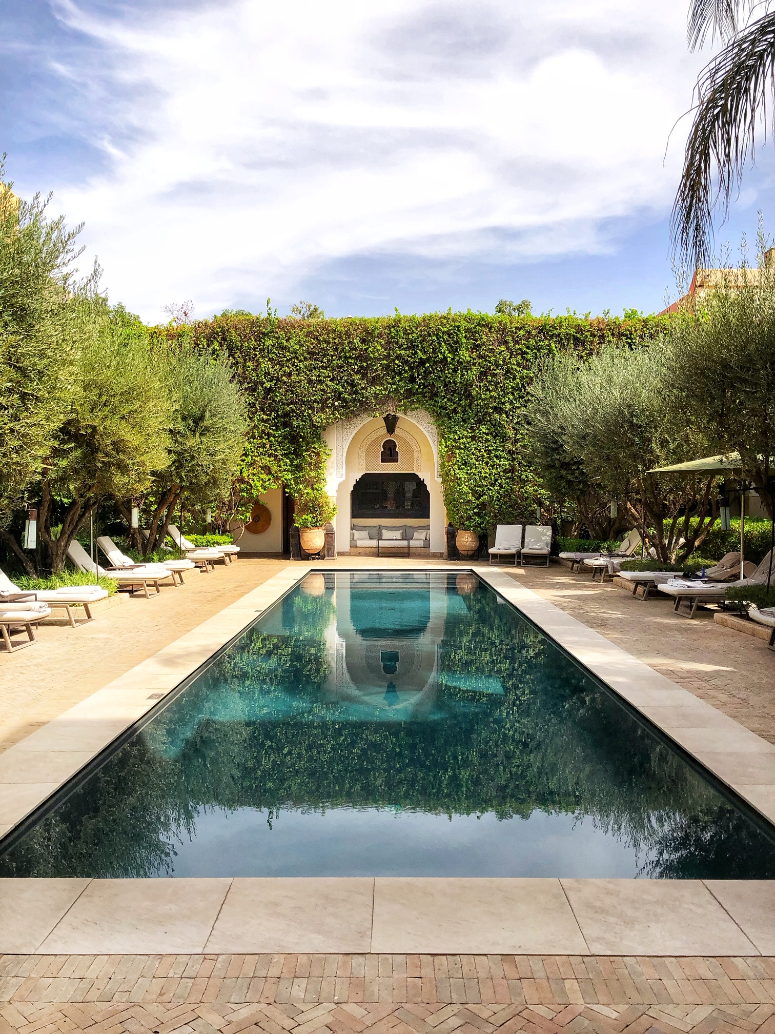 hotel villa des orangers, marrakech, the-alyst.com
