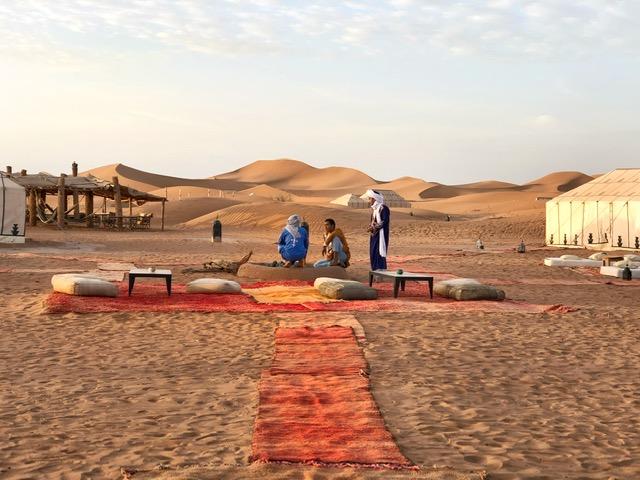 Erg Chigaga Desert Luxury Camp, the-alyst.com