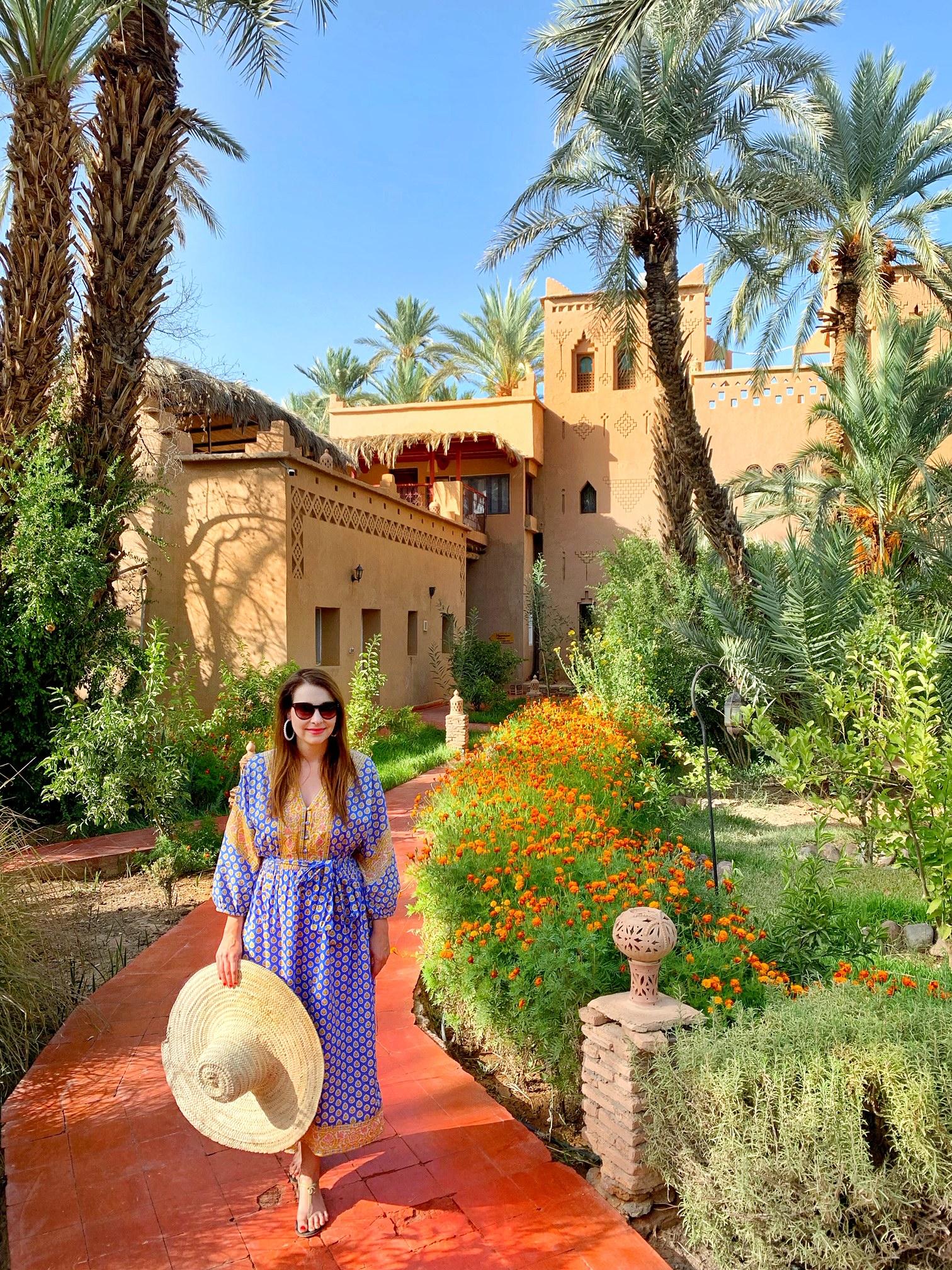 kasbah azul, morocco, the-alyst.com
