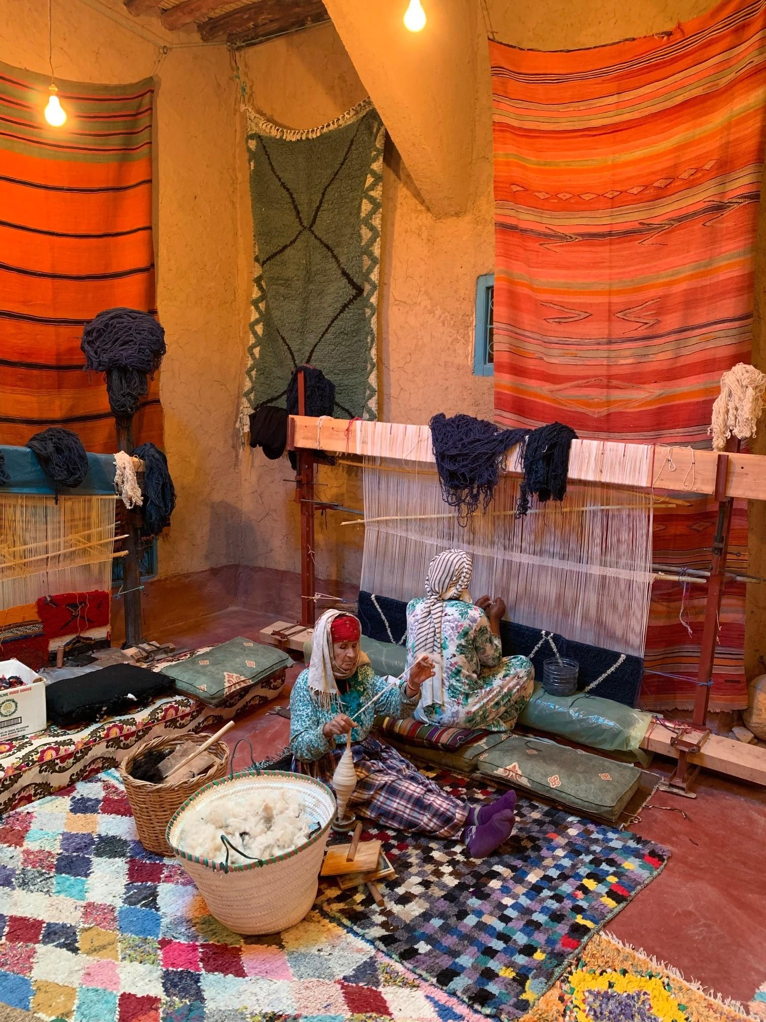 berber rug coalition, morocco, the-alyst.com